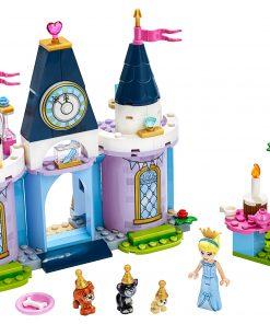 LEGO Disney Cinderella?s Castle Celebration 43178 Building Kit (168 Pieces)