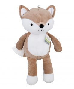 Bedtime Originals Lavender Woods Plush Fox Stuffed Animal – Sly