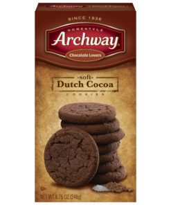 Archway Soft Dutch Cocoa Cookies, 8.75 Oz