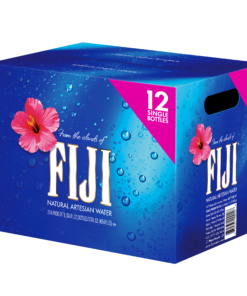 Fiji Natural Artesian Water, 33.8 Fl Oz, 12 Ct.