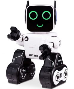 Costway K3 RC Robot Programmable Touch & Sound Control Piggy Bank Sing Dance Kids Gift