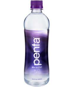Penta Ultra-Purified Water, 16.9 fl oz, (Pack of 24)