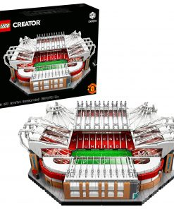 LEGO Creator Expert Old Trafford – Manchester United 10272 Building Kit for Adults and Collector Toy (3,898 Pieces)