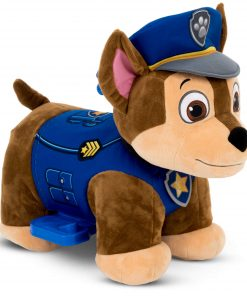 Nick Jr. PAW Patrol Chase 6V Plush Electric Ride-On Toy for Toddlers by Huffy