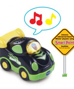 VTech Go! Go! Smart Wheels 3-in-1 Launch and Play Raceway Playset