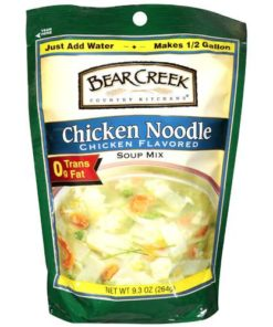 (2 Pack) Bear Creek Country Kitchens(R0 Chicken Noodle Soup Mix 9.3 oz.