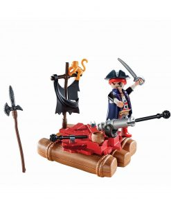 PLAYMOBIL Pirate Raft Carry Case