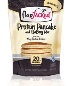 JaceyCakes FlapJacked Pancake and Baking Mix, 12 oz