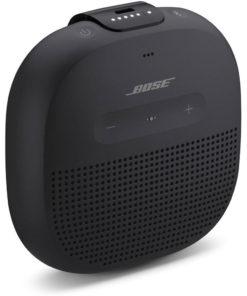 Bose SoundLink Micro Waterproof Portable Bluetooth Speaker – Black