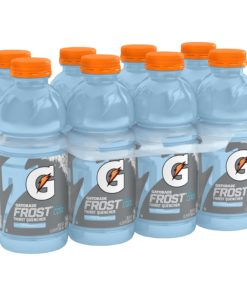 Gatorade Thirst Quencher Sports Drink, Icy Charge, 20 oz Bottles, 8 Count