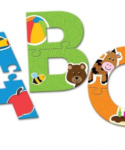 Learning Resources Alphabet Puzzle Cards, 26 Pieces, Ages 2+