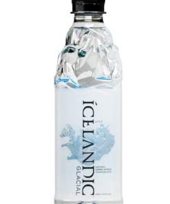 Icelandic Glacial Natural Spring Water, 500ml (16.9 fl. oz.) 24 Pack