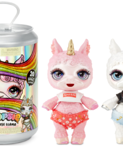 Poopsie Slime Surprise Llama: Bonnie Blanca or Pearly Fluff, 12″ Doll with 20+ Magical Surprises