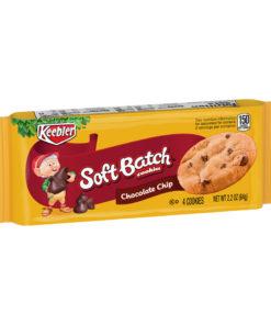 Keebler Soft Batch Chocolate Chip Cookies 2.2 oz 12 ct