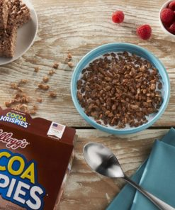 Kellogg's Cocoa Krispies Breakfast Cereal Original Family Size 22.4 Oz