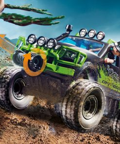 PLAYMOBIL Weekend Warrior Off-Road Action Truck