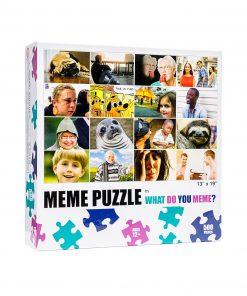 What Do You Meme? 500 Piece Jigsaw Puzzle
