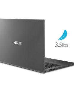 ASUS VivoBook 15.6″ FHD Display, AMD Ryzen 3 3200U, 4GB DDR4, 128GB SSD, Windows 10 Home in S mode, Slate Gray, F512DA-WH31