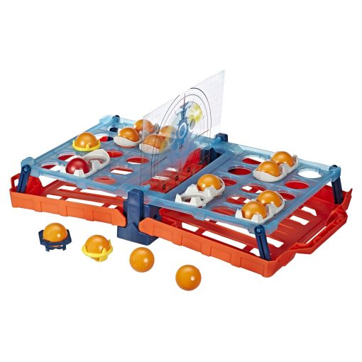 Battleship Shots Game Strategy Ball-Bouncing Game Ages 8 and Up