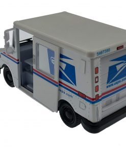 5″ USPS LLV United States Postal Service Mail Diecast Model Toy Car Truck 1:36 Officially Licensed