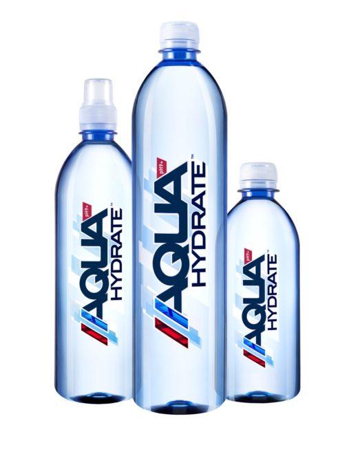 AQUAHydrate pH 9+ Water, 16.9 Fl Oz, 24 Ct
