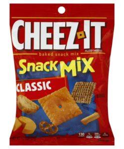 Kelloggs Cheez It Baked Snack Mix, 4.5 oz