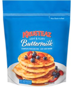 Krusteaz® Light & Fluffy Buttermilk Complete Pancake Mix 10 lb. Bag