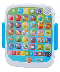 Spark Create Imagine Alphabet Learning Pad