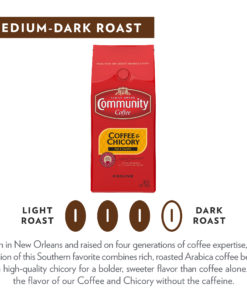 Community® Coffee Coffee & Chicory Ground Coffee 32 oz. Bag