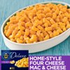 (2 Pack) Kraft Deluxe Macaroni & Cheese Dinner Sauce Made with 2% Milk Cheese, 14 oz Box