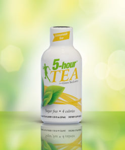 (12 Count) 5-hour? TEA Shots, Lemonade Tea Flavor, 1.93 oz