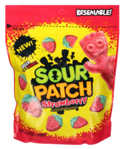 SOUR PATCH KIDS Strawberry Soft & Chewy Candy, 10 oz