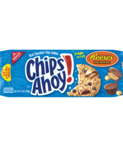 Nabisco Chips Ahoy! Reese's Peanut Butter Cookies, 9.5 Oz.