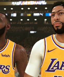 NBA 2K20, 2K, Nintendo Switch, 710425555275