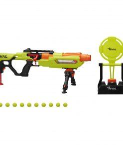 Nerf Rival Jupiter XIX-1000 Edge Series, Target, 10 Rounds, Walmart Exclusive