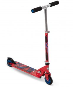 Marvel Spider-Man Inline Folding Kick Scooter by Huffy