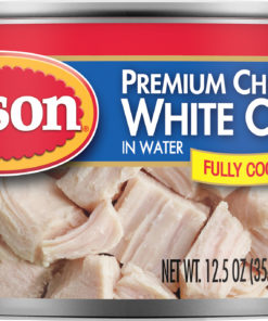 (2 Pack) Tyson® Premium Chunk White Chicken Breast, 12.5 oz.