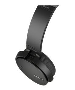 SONY MDR-XB650BT/B Black EXTRA BASS Bluetooth Headphones