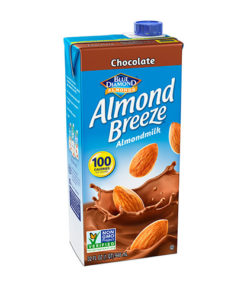 (3 pack) Almond Breeze Chocolate Almond Milk, 32 fl oz