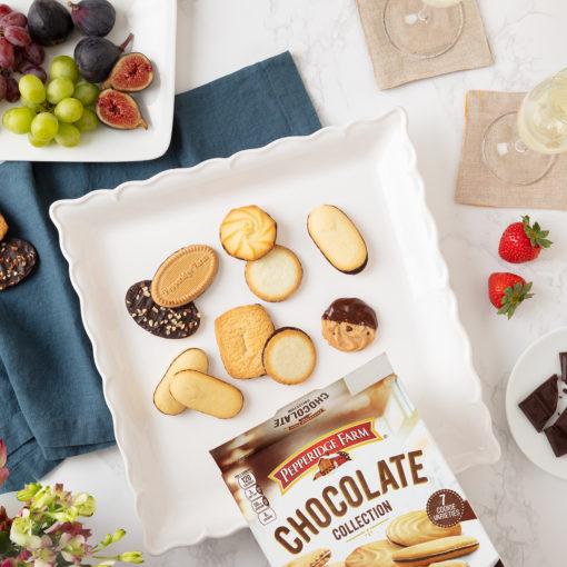 Pepperidge Farm Chocolate Collection Cookies, 13 oz. Box