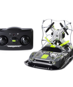 Air Hogs – 2-in-1 Drone Power Racers for Driving and Flying – Muscle Car