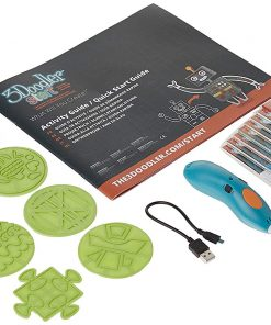 3Doodler Start Ultimate Box 3D Printing Pen Set for Kids, Ages 8+