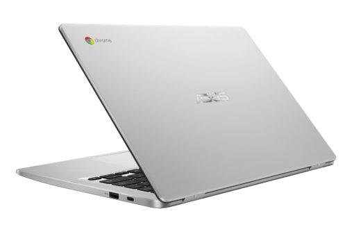 ASUS C423 14″ Celeron 4GB/64GB Chromebook, 14″ HD Nano-Edge Display, Intel Celeron N3350, 4GB DDR4, 64GB eMMC, Chrome OS, C423NA-WB04