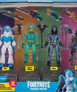 Fortnite Squad Mode 4 Figure Pack, Series 2