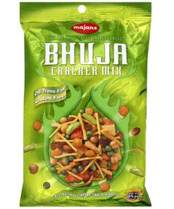 Majans Bhuja Cracker Snack Mix, 7 oz (Pack of 6)