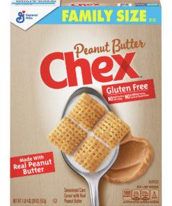 Peanut Butter Chex Cereal, Gluten Free, 20 oz