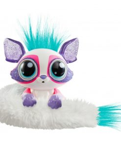 Lil' Gleemerz Glittereez Dazzette Friend, Light Up Interactive Toy