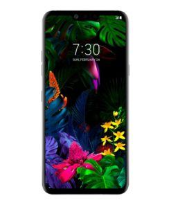 LG G8 ThinQ 128GB Unlocked Smartphone, Black