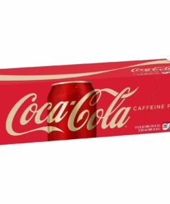 Coca Cola Caffeine Free Soda Soft Drink 12 pack Coca-Cola