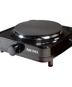 Aroma Single-Burner Portable Electric Range Hot Plate, AHP-303